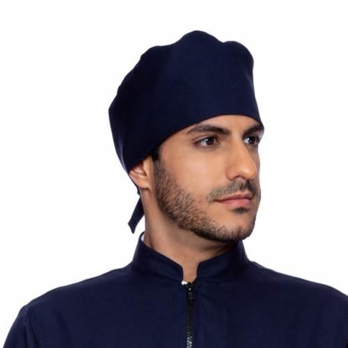 touca masculino azul marinho