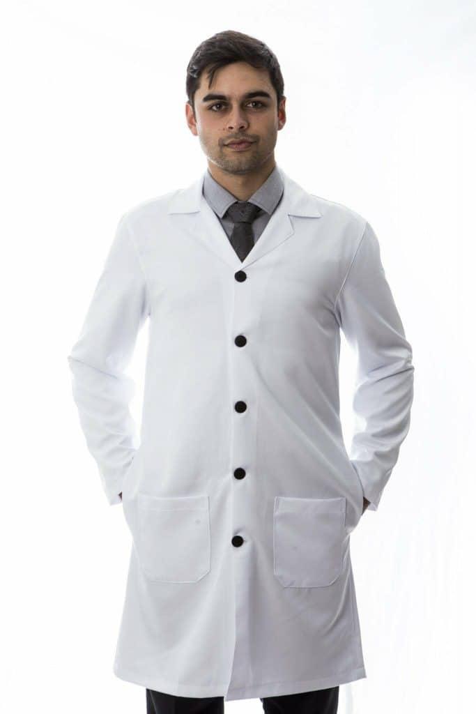 jaleco médico personalizado faíko jalecos 1