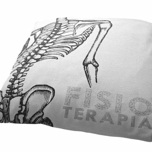 almofada fisioterapia
