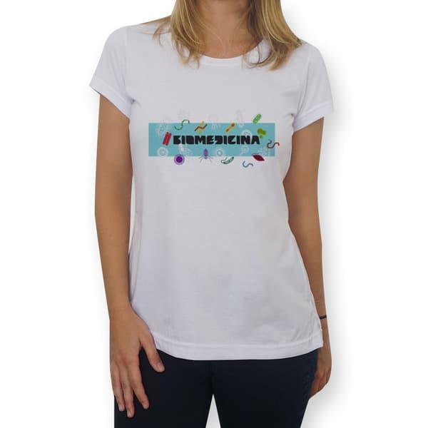 camisa biomedicina