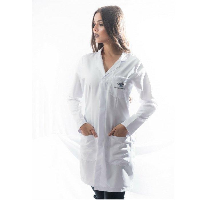 Jaleco Técnico em Enfermagem Feminino Personalizado