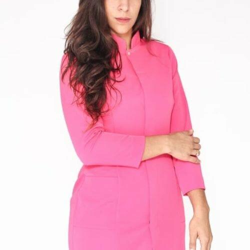 Jaleco Pink