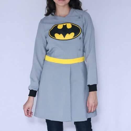 Jaleco Batman FAIKO Jalecos 2