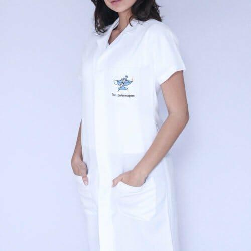 Jaleco feminino técnico em enfermagem FAIKO Jalecos 1