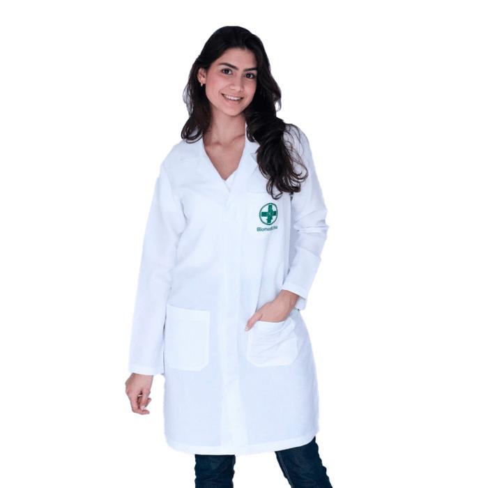 Kit Acadêmico Biomedicina Feminino