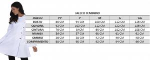 Jaleco Antonella