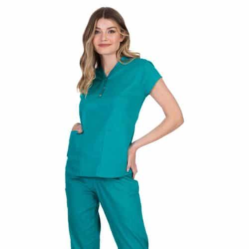 Pijama Cirúrgico Feminino Cloé