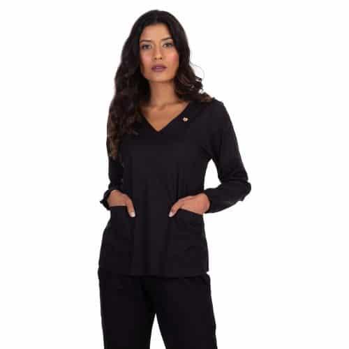 Pijama Cirúrgico Feminino Dinny