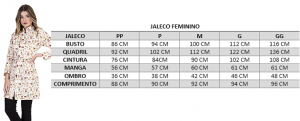 Jaleco Malu