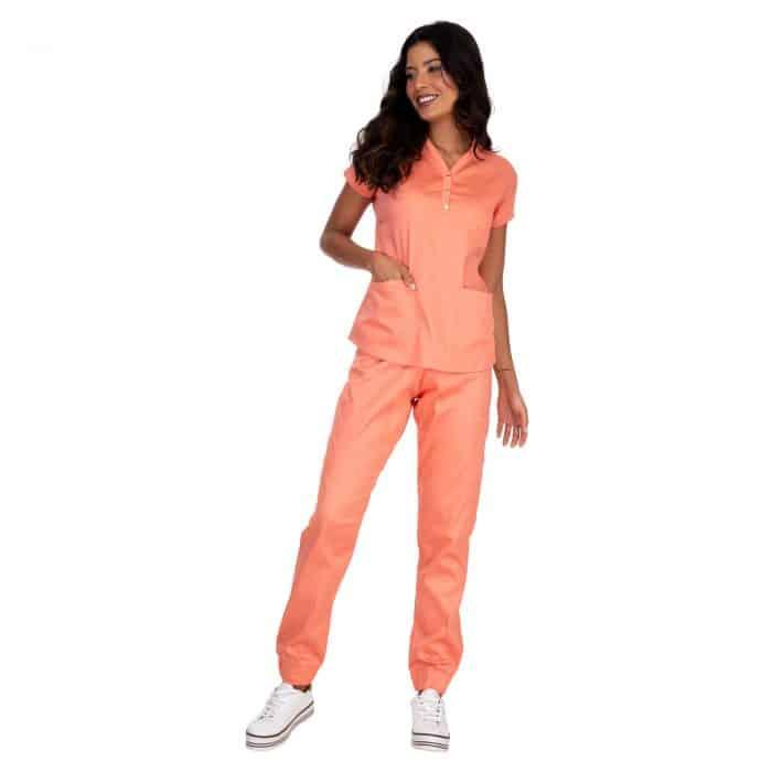 Pijama Cirúrgico Feminino Naty