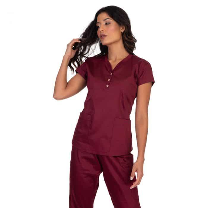Pijama Cirúrgico Feminino Nice